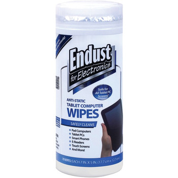 Tablet Wipes, 70-ct