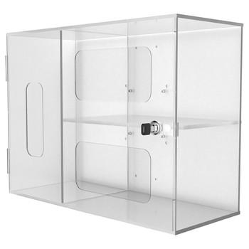 Security-Box Acrylic Sanitizing Kit