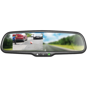 """4.3"""" OE-Style Replacement Rearview Mirror Monitor"""