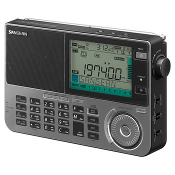 The Ultimate FM/SW/MW/LW/Air Multi-Band Radio