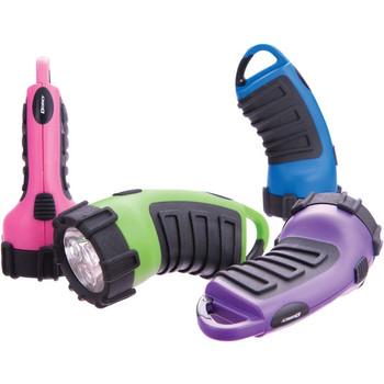 29-Lumen 3-LED Carabiner Flashlight