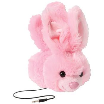 Retractable Animalz Headphones (Bunny)