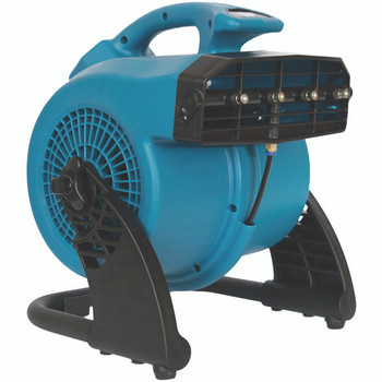 FM-48 3-Speed Portable Outdoor Cooling Misting Fan
