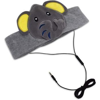 H1 Kid's Fleece Headphones (Elephant)