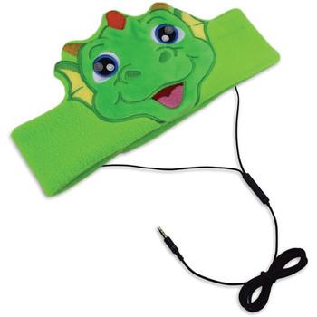 H1 Kid's Fleece Headphones (Dinosaur)