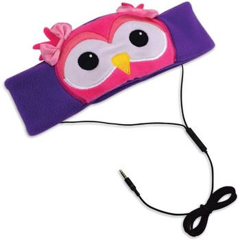 H1 Kid's Fleece Headphones (Owl)