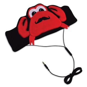 H1 Kid's Fleece Headphones (Crab)