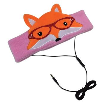 H1 Kid's Fleece Headphones (Fox)