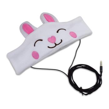 H1 Kid's Fleece Headphones (Rabbit)