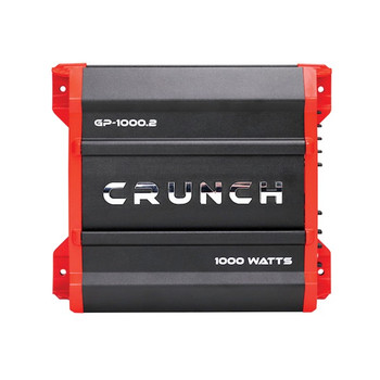 Ground Pounder Amp (2 Channels, 1,000 Watts, Class AB)