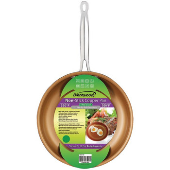 Non-Stick Induction Copper Frying Pan (9.5 Inch)