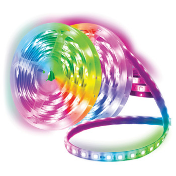 LED RGB Light Strip (6.5-Feet)