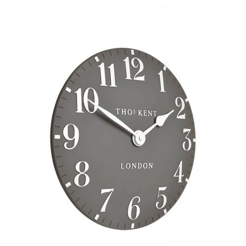 "Arabic 12"" Clock Dolphin"