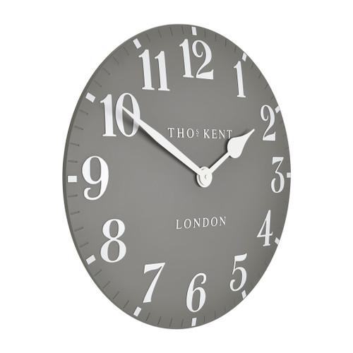 "Arabic 20"" Clock Dolphin"