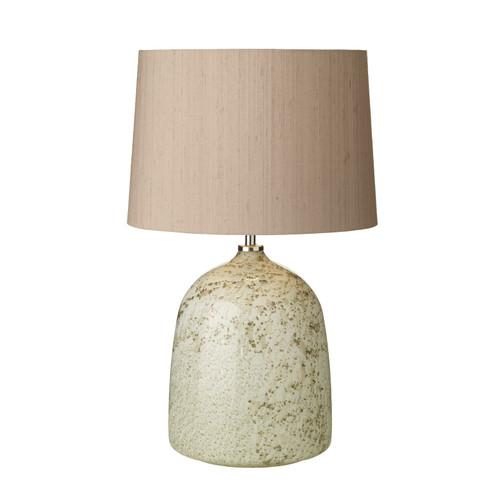 Alte Table Lamp Vulkanic White Base Only