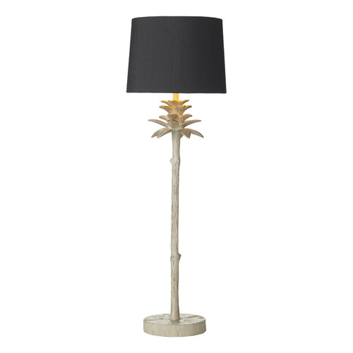 Cabana Table Lamp Cream Gold