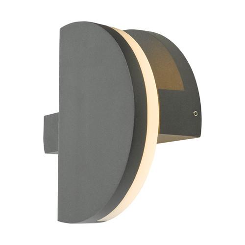 Adyson Wall Light Adjustable Circle Anthracite IP65 LED