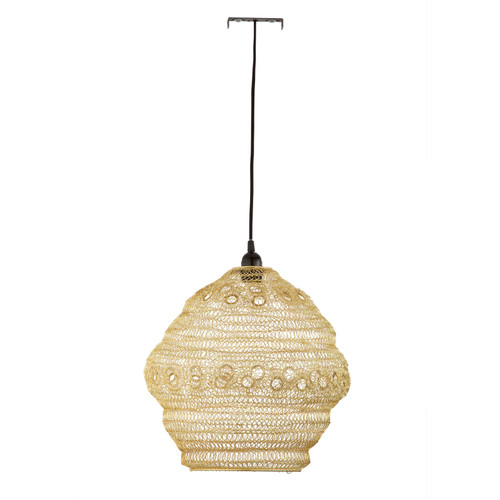 Apiary Easy Fit Pendant Gold