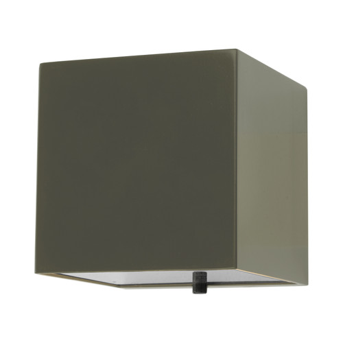 Bacchus Wall Light Silver LED IP44