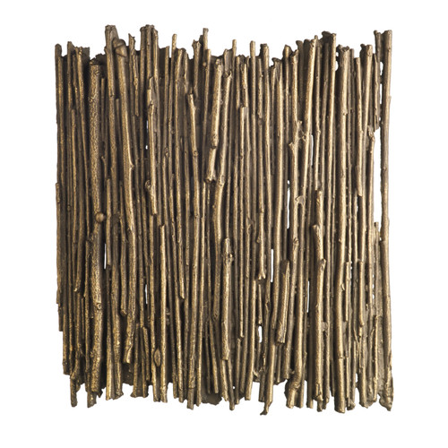 Willow Wall Washer Gold Cocoa