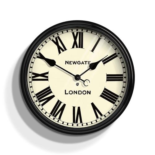 Newgate world, Battersby wall clock