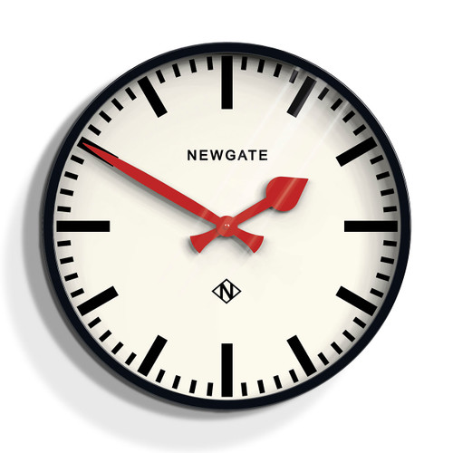 Newgate world, Putney clock black