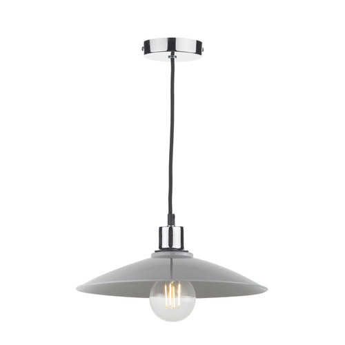 Yifat Easy Fit Pendant Grey