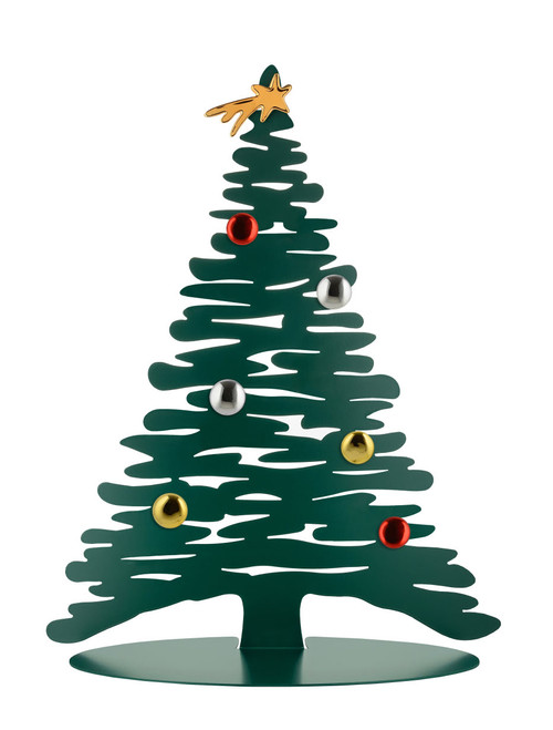 Bark Large Christmas Tree Green