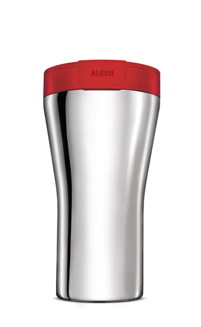 Caffa Travel Mug Red
