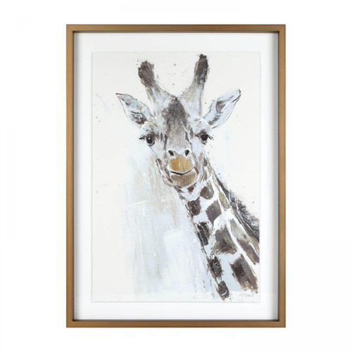 Jeffrey the Giraffe Picture
