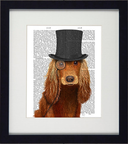 Formal Dogs Spaniel Picture