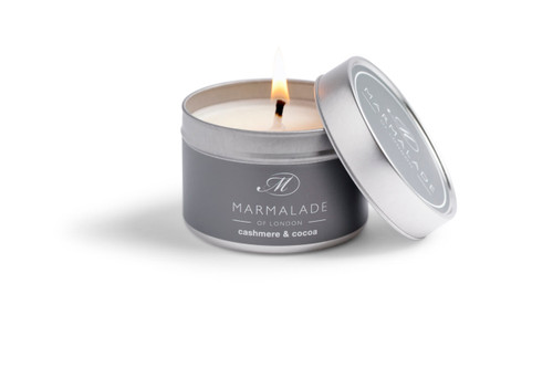 Cashmere & Cocoa Candle Small Tin