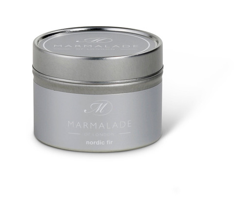 Nordic Fir Candle Small Tin