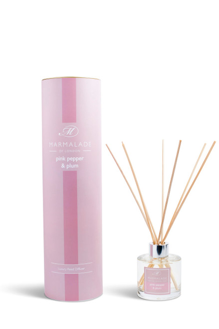 Pink Pepper & Plum Reed Diffuser