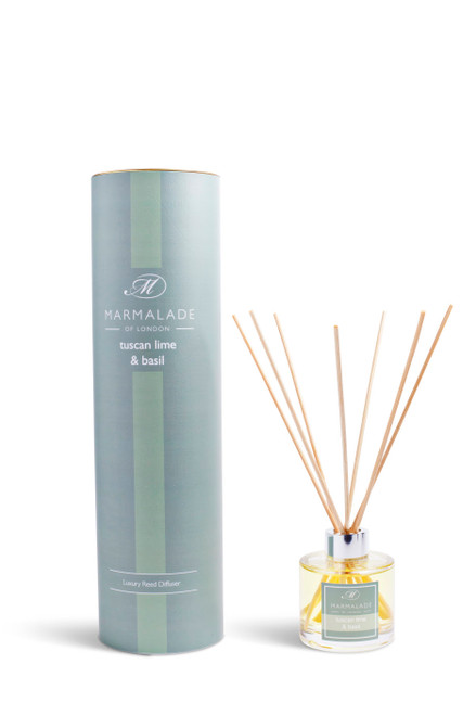 Tuscan Lime & Basil Reed Diffuser