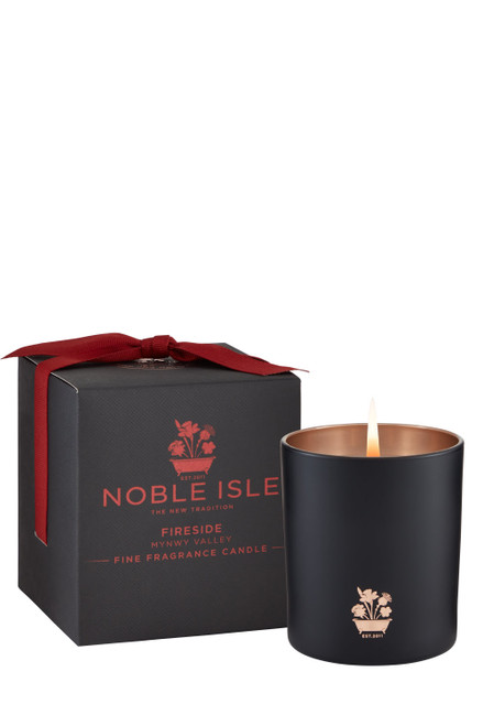 Fireside Single Wick Candle 200g