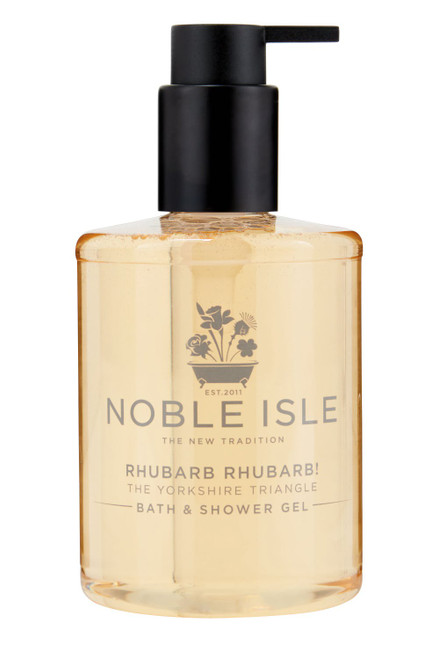 Rhubarb Rhubarb Bath & Shower Gel