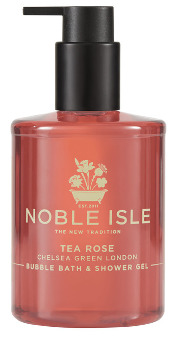 Tea Rose Bubble Bath & Shower Gel
