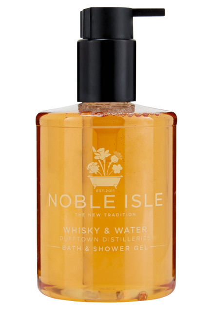 Whisky & Water Bath & Shower Gel