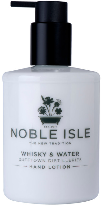Whisky & Water Hand Lotion