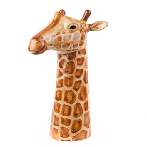 Giraffe Large Flower Vase