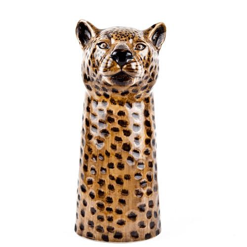 Leopard Large Flower Vase