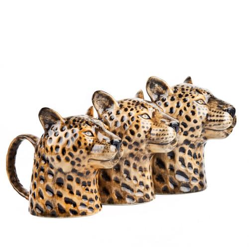 Leopard Medium Jug