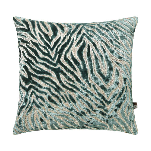 Zeke Cushion Green 43cm