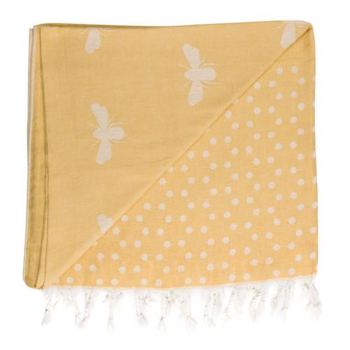 Bees Hammam Towel