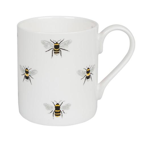 Bees Mug Multi Standard