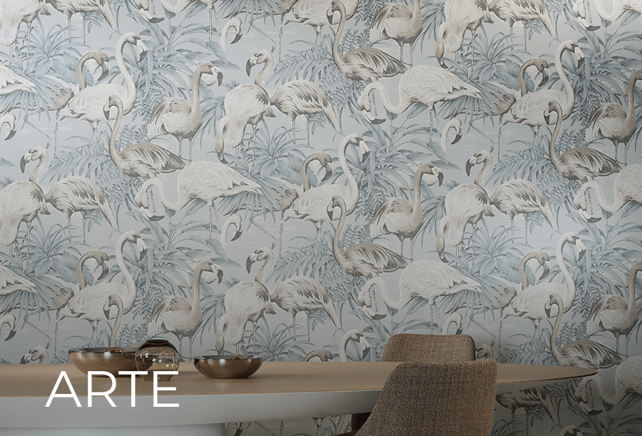 Discover ARTE wallpaper. Shop online and enjoy free delivery over £75 to the UK and free local delivery.