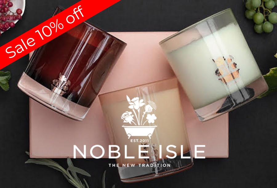 Noble Isle Home Fragrances