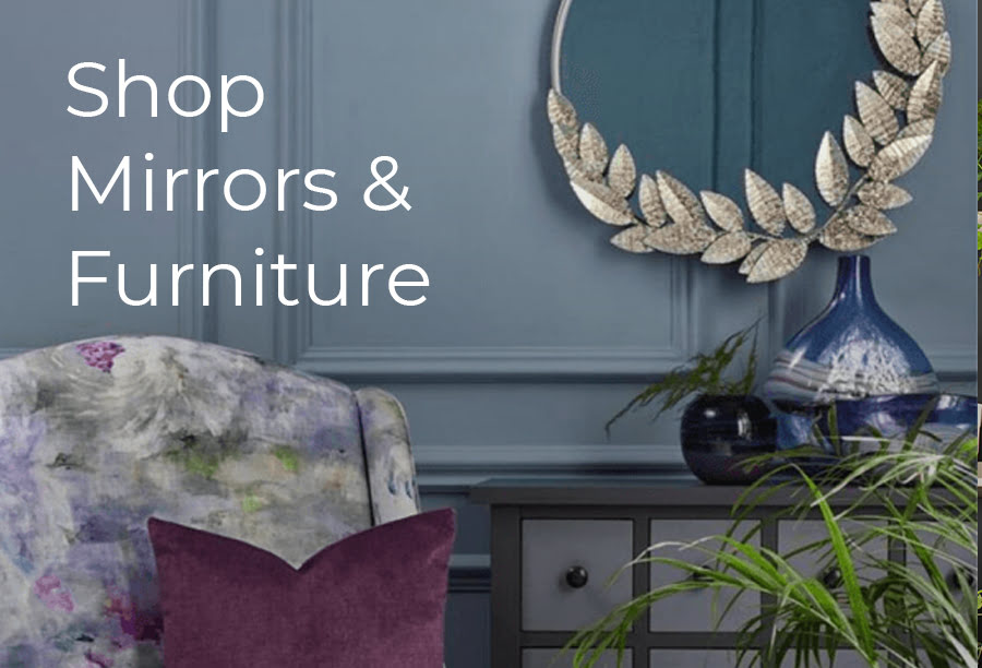 Shop Mirrors and Furniture