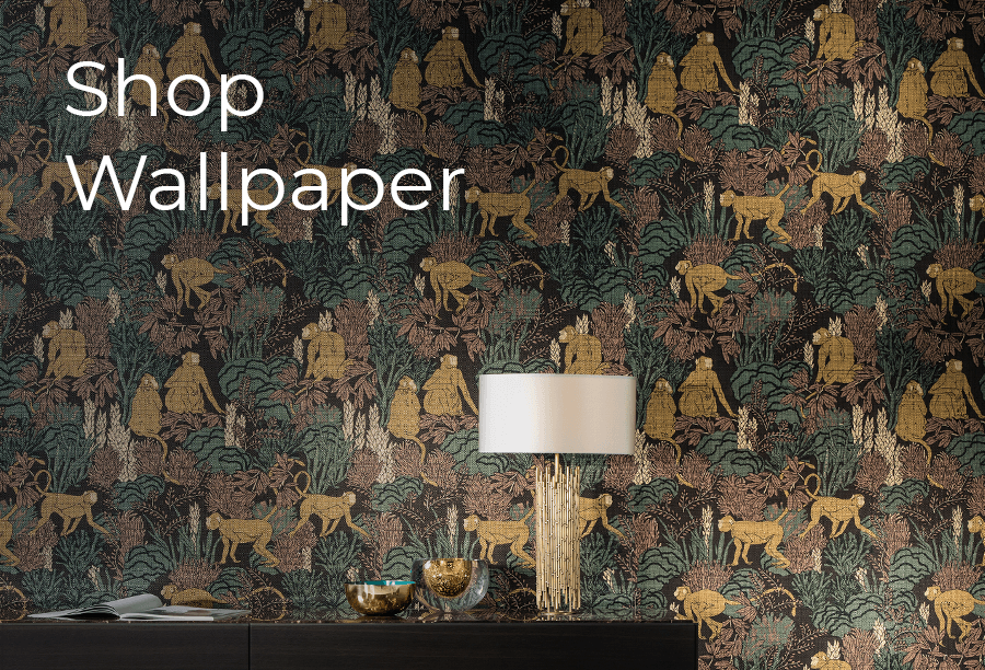 Discover our designer wallpaper selection. Shop online and enjoy free delivery over £75 to the UK and free local delivery.